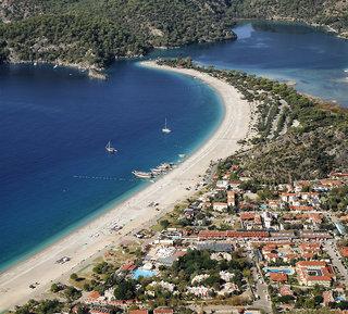 Hotel Club Belcekiz Beach Luftaufnahme