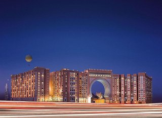 Hotel Mövenpick Ibn Battuta Gate Hotel Dubai Außenaufnahme