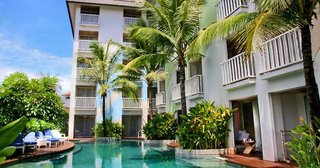 Hotel Bliss Surfer Hotel Pool