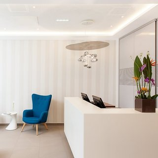 Hotel NH Collection Wien Zentrum Lounge/Empfang