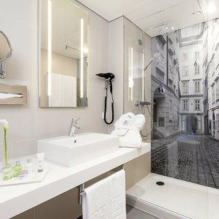 Hotel NH Collection Wien Zentrum Badezimmer