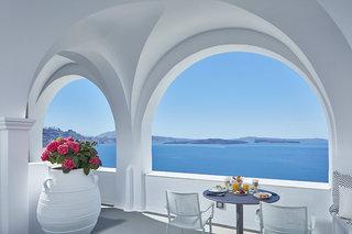 Hotel Villa Katikies Terasse