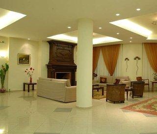Hotel Porfi Beach Lounge/Empfang