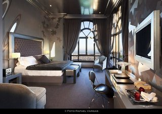 Hotel Gran Hotel La Florida Wohnbeispiel