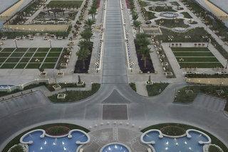 Hotel Habtoor Palace, LXR Hotels & Resorts Garten
