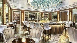 Hotel Hilton Dubai Al Habtoor City Bar