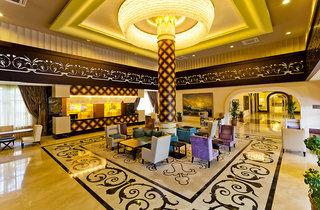 Hotel Melas Resort Lounge/Empfang