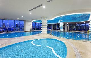 Hotel Melas Resort Hallenbad