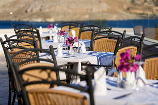 Hotel Lindos Village Resort & Spa - Erwachsenenhotel Restaurant