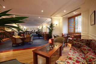 Hotel The Cliff Bay Lounge/Empfang