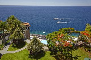 Hotel The Cliff Bay Garten