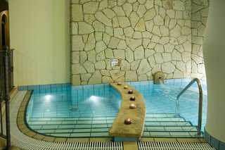 Hotel Poggio Aragosta Hallenbad