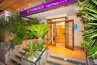 Hotel FERGUS Capi Playa demnächst tent Capi Playa Außenaufnahme