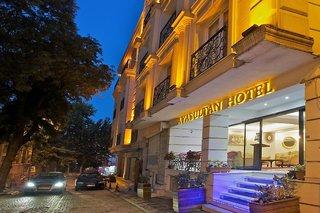Hotel Ayasultan Außenaufnahme