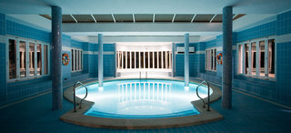 Hotel Blue Sea Club Martha´s Resort Hallenbad