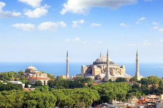 Hotel CVK Park Bosphorus Hotel Istanbul Sehenswürdigkeiten