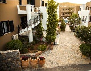 Hotel Residence Villas Außenaufnahme