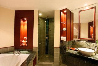 Hotel Duangjitt Resort & Spa Badezimmer