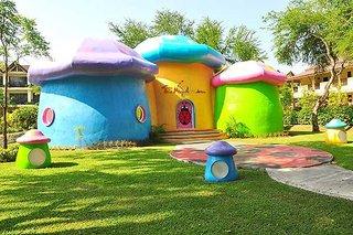 Hotel Duangjitt Resort & Spa Kinder
