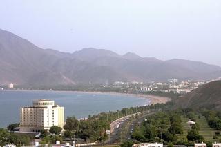 Hotel Oceanic Khorfakkan Resort & Spa Außenaufnahme