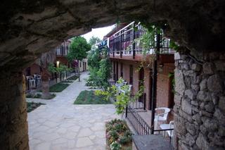 Hotel Leda Beach Garten