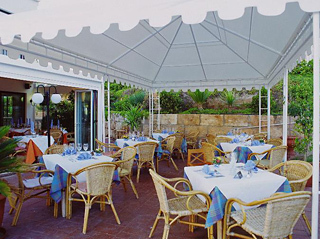 Hotel La Pergola Restaurant