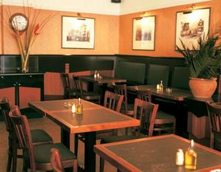 Hotel NH City Centre Amsterdam Restaurant