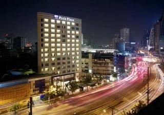 Hotel Park Plaza Sukhumvit Bangkok Außenaufnahme