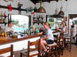Hotel Nautilus Bar