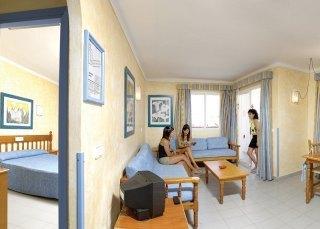 Hotel Aparthotel Maritim Wohnbeispiel
