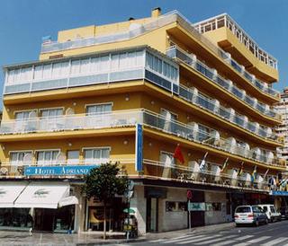 Hotel Adriano Außenaufnahme