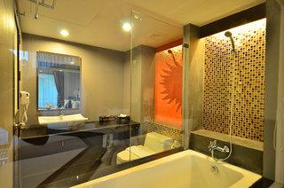Hotel Chaweng Noi Pool Villa Badezimmer
