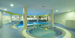 Hotel Roca Mar Lido Resorts - Royal Orchid Hallenbad