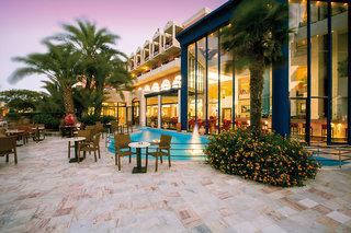 Hotel Kresten Palace Hotel Terasse