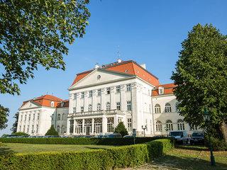 Hotel Austria Trend Schloss Wilhelminenberg Außenaufnahme