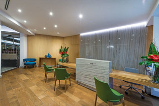 Hotel Coronado Thalasso & Spa Lounge/Empfang