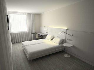 Hotel NH Hamburg Mitte Wohnbeispiel
