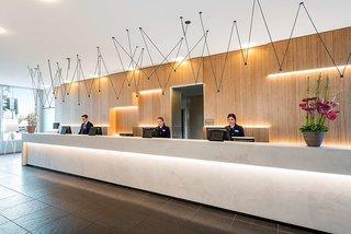 Hotel NH Düsseldorf City Nord Lounge/Empfang