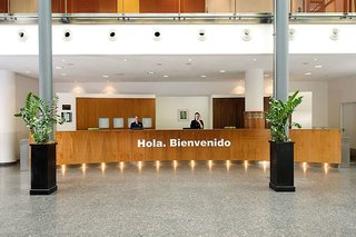 Hotel NH Heidelberg Lounge/Empfang