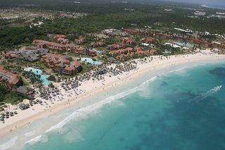 Hotel Punta Cana Princess All Suites Resort & Spa Adults Only Luftaufnahme