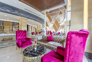 Hotel Dream World Hill Lounge/Empfang
