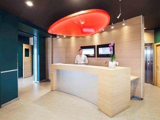 Hotel ibis Madrid Centro Las Ventas Lounge/Empfang