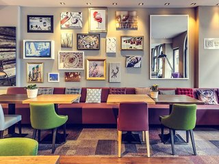 Hotel Mercure München City Center Restaurant