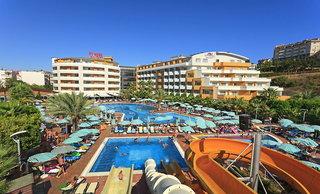 Hotel My Home Resort Außenaufnahme