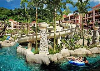 Hotel Centara Grand Beach Resort Phuket Pool