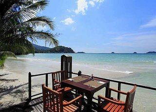 Hotel Centara Tropicana Koh Chang Resort & Spa Terasse