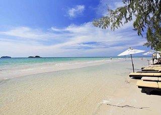 Hotel Centara Tropicana Koh Chang Resort & Spa Strand