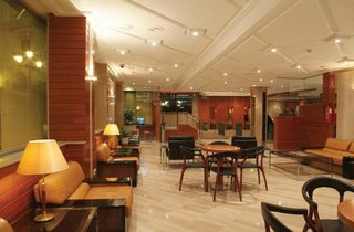 Hotel America Lounge/Empfang