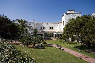 Hotel Grand Hotel Colonna Capo Testa Außenaufnahme
