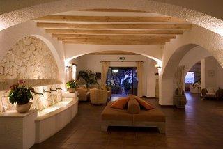 Hotel Grand Hotel Colonna Capo Testa Lounge/Empfang